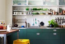 INSPIRATION - Kök / Ideas för kitchen, kök...