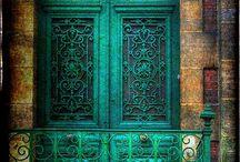 Photography - Fönster & dörrar / Art
