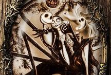 the amazing world of Tim Burton! / by Lola Jones
