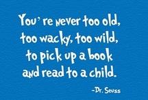 Teaching- Dr. Seuss  / by CrAfTy ChRiStI