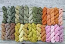 adventures in plant based dye... / by Sara Joan Blondina McAuley