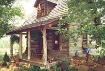 Country Cabin Getaway / by Malinda Young