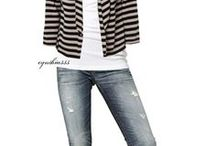 casual style / Layed back fashion for everyday.