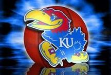 For the LOVE of KU / Anything and all things KU Jayhawks! Rock chalk! / by Elizabeth Burks