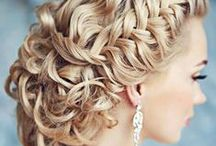 Wedding:  Hairstyles
