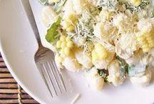 Veggie Mains + Sides / by Mrs. Wiggins