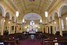 Our Lady of Mount Carmel Parish Church / Our Lady of Mount Carmel Parish Church, Springfield, Massachusetts.