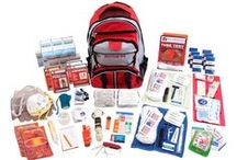 Are you prepared? Prep kits, emergency preparedness, disaster recovery kits / Prep kits for emergency or disasters. Get ready before disaster strikes. Get a preparedness kit for your home, car and work too. / by Peter Trapasso