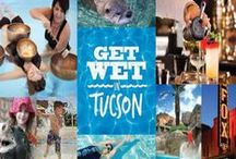 Get Wet in Tucson / Ready, set, get wet! The best pools in Tucson, best spas in Tucson and tons of splashy things to do promise lots of ways to stay cool when the temps climb.