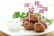 Norwegian Nosh / by Mrs. Wiggins