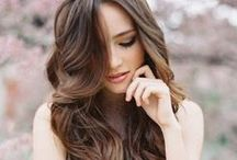 Feel Beautiful / Makeup, hair, skin and spa remedies / by Alicia Hollis