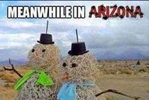 Tucson, Arizona Humor / A bit of a desert humor for tucsonans and visitors!
