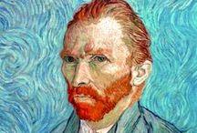 Vincent Van Gogh / by Taylor Brog