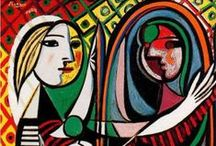 Pablo Picasso / by Taylor Brog