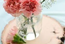 Wedding decoration / Vintage Mediterranean Wedding Inspiration