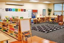 Decorating and Organizing the Classroom / by Rian Adams