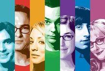 BIG BANG / Big Bang Theory / by AUZI *