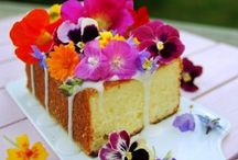 Edible Flowers / by Donna Candice Blair