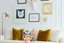 Itty Bitty Living Space / by Melissa Taylor