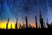 Tucson Stargazing / Southern Arizona is an astronomer's delight and home to some of the most prestigious observatories in the world; Kitt Peak National Observatory, Mt. Lemmon SkyCenter, and Flandrau Science Center. Of course you can always just look up and enjoy!