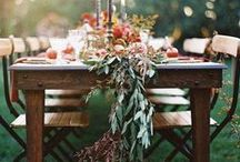 wedding style and decor / Stunning ideas to make your wedding ceremony and reception an event to remember.