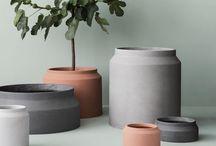 Flowers & Potts / Krukor, plantering