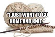 Knitting / by Britta Storm