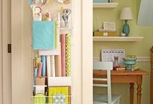organized / by Courtney Lyons