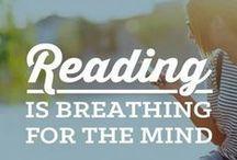Books. / by Annette Martinez