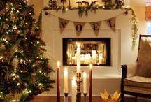 Christmas / I'm dreaming of a white Christmas.