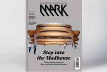 Mark Magazine / Mark magazine is a platform for the practice and perception of architecture at the dawn of the third millennium.  http://store.frameweb.com/magazines/mark/