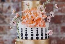 Cakes / Cake decorating, wedding cakes and more. / by BROOKLYN DESIGNS