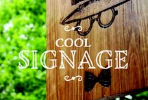 Cool Signage / by Resource Branding & Design