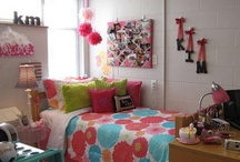 Dorm Decorating / Fun, colorful and affordable ideas to decorate your dorm -- plus great DIY projects!