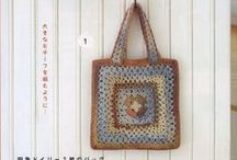 Bags knit & crochet / by Britta Storm