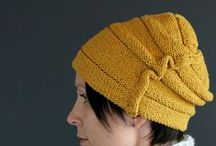 Hats knit & crochet / by Britta Storm
