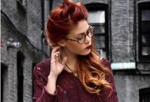 hair inspiration / by Dana V @ Vanishing Veggie