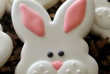 Easter / Fun and festive food and craft ideas for Easter.