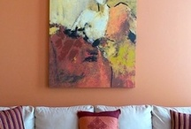 All Kinds of Coral / a collection of beautiful rooms with the color coral