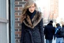 Coats / by LondonParis