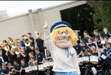 Find the Dutchman at the Valley / The Dutchman is the proud mascot of LVC's athletic programs and the alter-ego for LVC students. He is spirited, bold, and knowledgeable, and represents school pride. / by LebanonValleyCollege