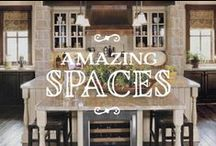 Amazing Spaces / by Resource Branding & Design