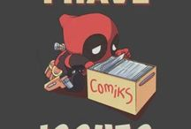 Nerdy / Imma total web-head. I love me some Deadpool. Marvel cinematic universe!  Also love some dc characters: The dark knight. The Boy wonder. The man of steel. Green arrow. Flash. Shazam.  / by Ryan Griffin