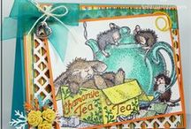 My House Mouse Cards