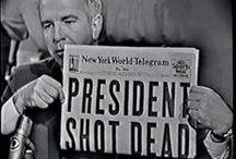 November 22, 1963, Dallas, TX / JFK's assassination / by Susan Metzler