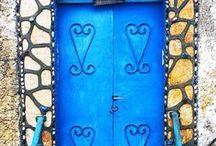 Windows, Gates and Doors / Beautiful, mystical, enchanting, useful - windows, gates and doors