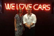 Car Dealer Conference 2015 / Car Dealer Conference from Silverstone race Track - June 2015.