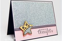 Pink Cards & Creations!! / Pretty in pink handmade cards and crafts!  Some of my own and others I love!