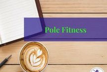 Pole Fitness / alternative workout, workout, exercise