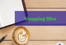 Shopping Bliss / shopping, buying, coupons, making purchases